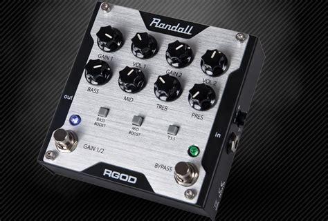 li randall transistor news namm 3 p 233 dales chez randall audiofanzine