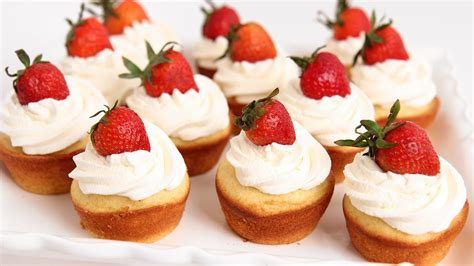 In The Kitchen Cupcakes by Strawberry Shortcake Cupcakes Recipe Vitale