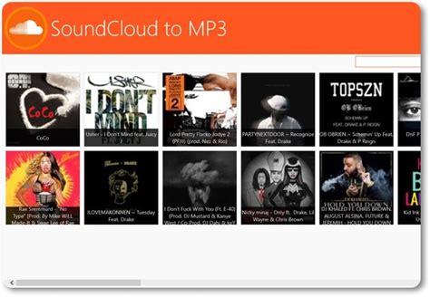 download mp3 da soundcloud soundcloud to mp3 download