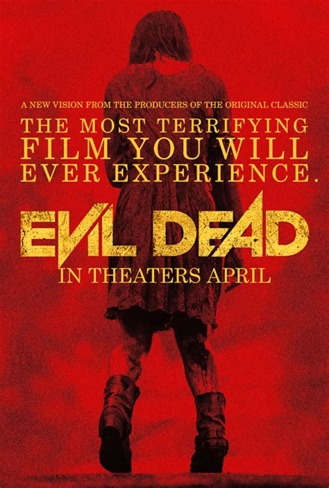 resensi film evil dead 2013 اون لاين evil dead 2013 مشاهدة و تحميل