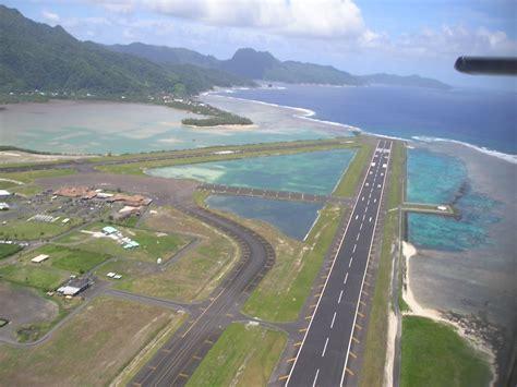 pago pago pago pago tsrcappleww panoramio photo of pago pago international airport runway