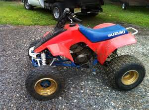 1989 Suzuki 250 Atv Suzuki Lt250s 1989 Fender Mods Atvconnection Atv