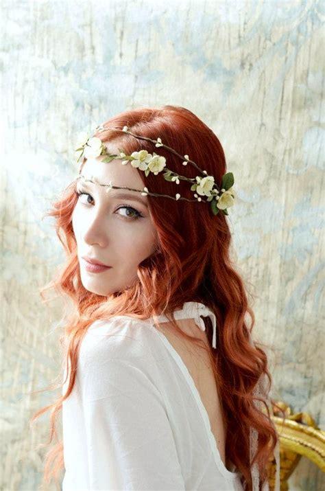 Vintage Wedding Hair Flowers by Vintage Wedding Hairstyles Hair Flowers Crown Bridal