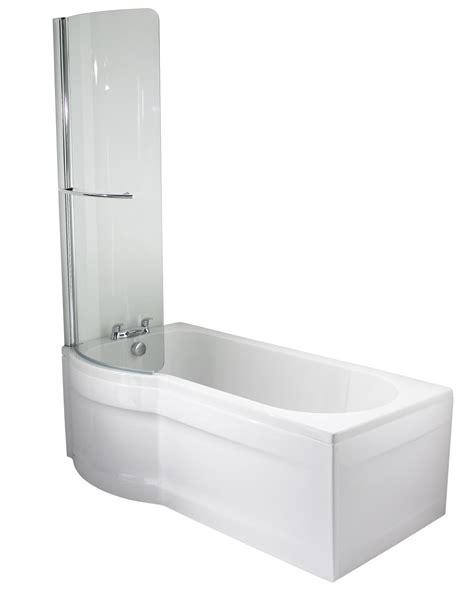 offset shower bath twyford galerie optimise offset shower bath 1700x750mm