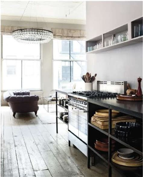 Industry Kitchen by Delight By Design Kitchen Inspiration Industrial Chic