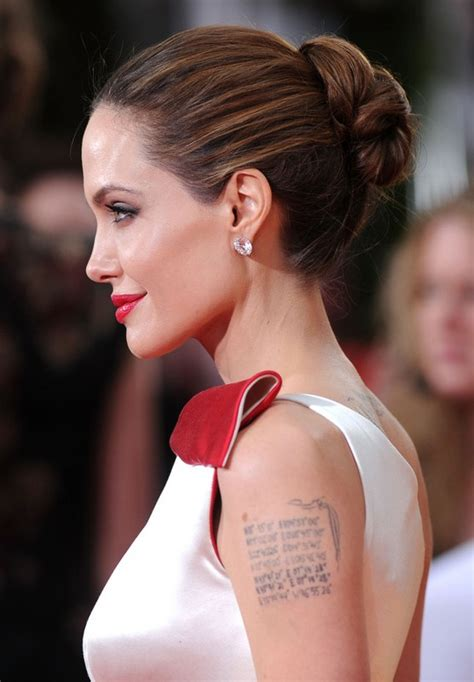 angelina jolie hairstyles celebrity latest hairstyles 2016