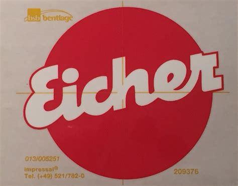Transparente Aufkleber Erstellen by Mekkes Kfz Teile M Gernandt Eicher Logo Aufkleber