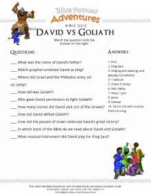 Flashcards For 2 Year Olds Bible Quiz For Kids David And Goliath Free Download
