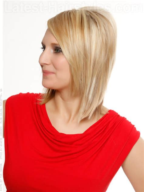 22 stylish lob haircuts for a new style shoulder lenght