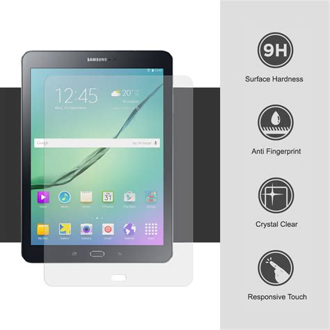 Temper Glas Tempered Samsung Galaxy Tab 2 7in P3100 P 3100 Tab2 tempered glass screen protector samsung galaxy tab s2 9 7
