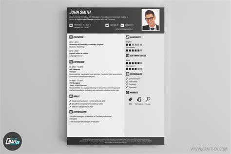 Job Interview Resume by Cv Maker Professional Cv Examples Online Cv Builder