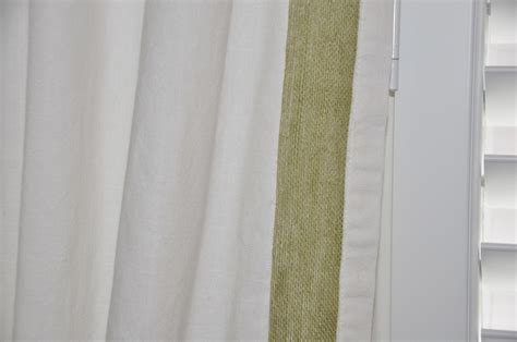 ribbon trimmed curtains diy ikea riktig ribbon trimmed curtains eastside mommy