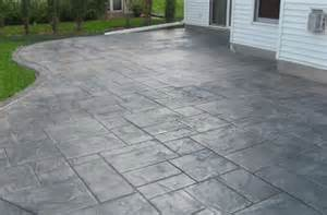 What Is Stamped Concrete Patio Stamped Concrete Patio Harbun S Notes