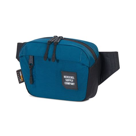 Herschel Supply Hip Back Small herschel supply tour hip pack small legion blue black