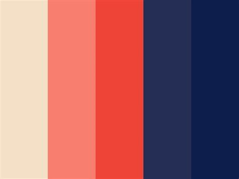 25 best ideas about coral color schemes on