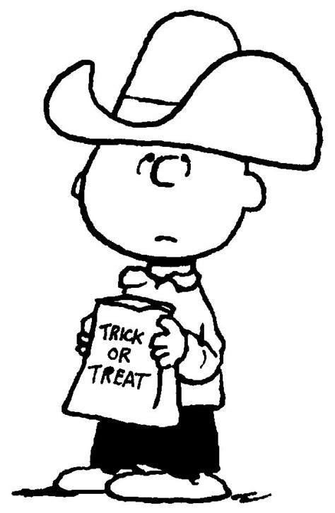 printable halloween coloring pages peanuts halloween
