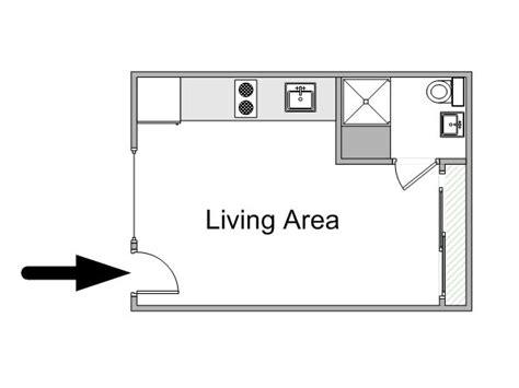 tiny studio apartment floor plans small studio apartment floor plans paris apartment