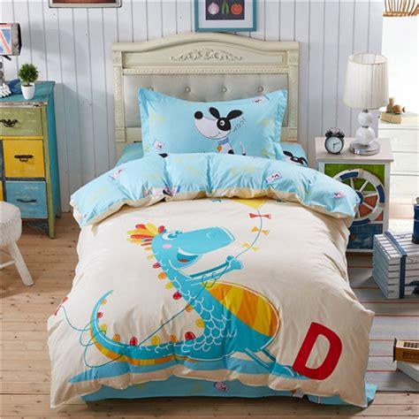 cheap kids bedding online get cheap kids dinosaur bedding aliexpress com