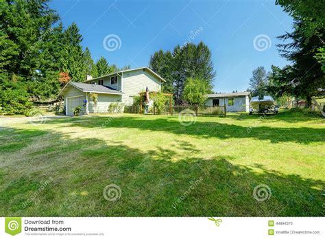Landscape Design Pictures Front Of House Immobilien Der Landschaft Altes Gro 223 Es Haus Mit Gro 223 Em