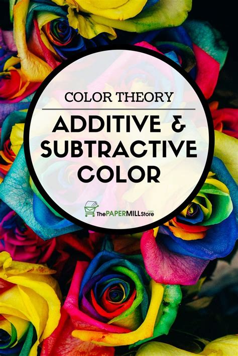 additive and subtractive color best 25 subtractive color ideas on light