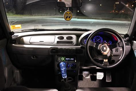 Nissan Micra K11 Interior by Nissan Micra K11 S