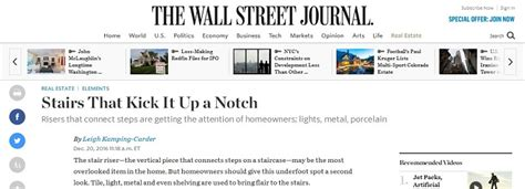 wall street journal style section marretti s concorde model was profiled in the the wall