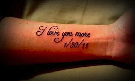 tattoo love you more pinterest the world s catalog of ideas