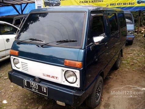 Dijamin Door Lock Cover Mobil Toyota Daihatsu Terios jual mobil daihatsu hijet 1985 1 0 di jawa barat manual minibus biru rp 12 000 000 3383593
