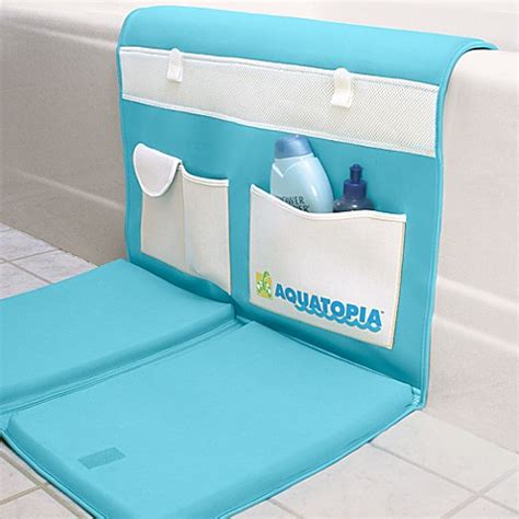 buy aquatopia 174 bathtime safety easy kneeler from bed bath