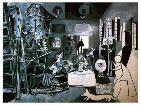 picasso paintings las meninas five masterpieces of the picasso museum context travel