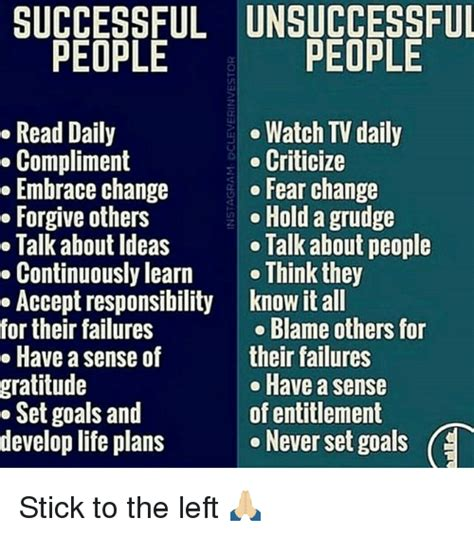 Know It All Meme - gratitude unsuccessful people people watch tv daily