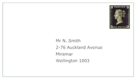 Formal Letter Format New Zealand Global Sourcebook For International Data Management