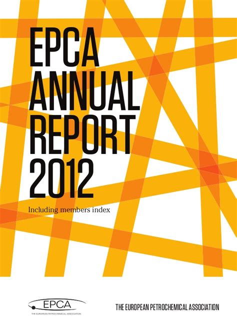 2012 Annual Report by Epca Annual Report 2012