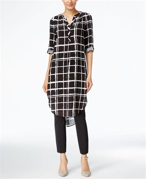 Tunic Shirtdress Or Supposed Wear Some With That by 25 Best Ideas About Tunic Tops On Tunic