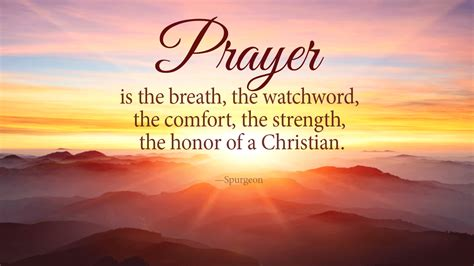 the comfort news wallpaper quot prayer the honor of a christian quot truth for life