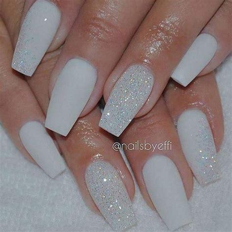 best 25 white gel nails ideas on summer gel