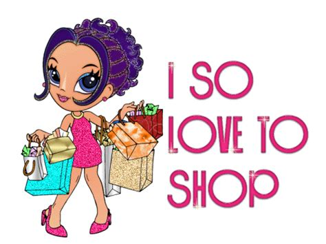 image gallery i love shopping icons fall fun activities