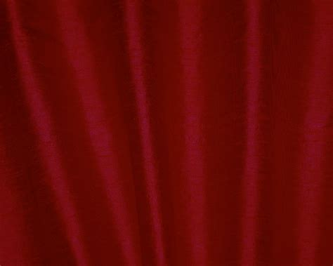 Red Dupioni Silk Drapes Curtains Shades Custom Made In