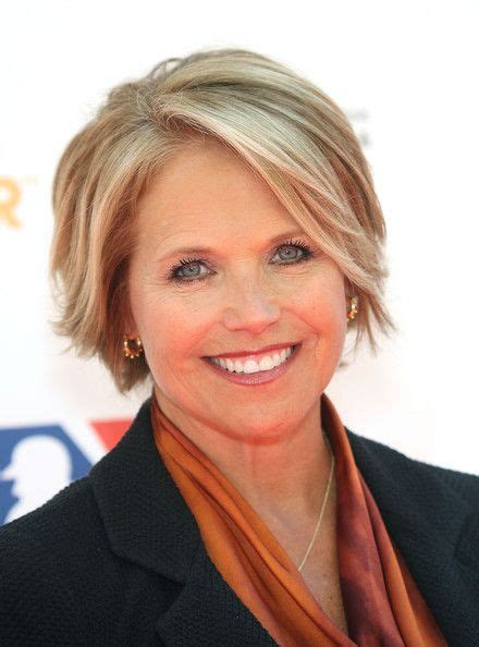 how to style katie couric hair best 25 katie couric ideas on pinterest layered bob
