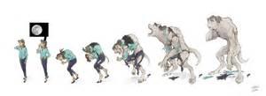 megumi werewolf transformation sequence pakeet deviantart