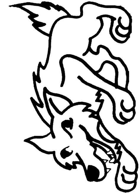Dessin 195 Colorier Le Loup Est Revenu Coloriage Magique Le Loup Est Revenul L