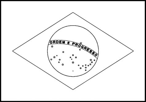 Download Coloring Pages Brazil Flag Coloring Pa Brazil Flag Coloring Page