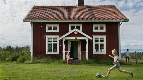 Swedish Home | the swedish summer house a love affair sweden se