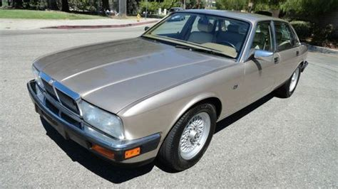 1994 jaguar xj 12 for sale used cars on buysellsearch sell used 1994 jaguar xj12 vanden plas with 79100 miles a true exle no reserve lqqk in