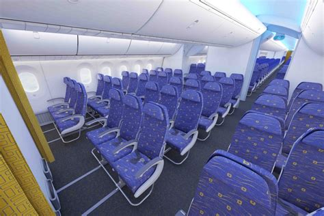 Free Cabin Plans by Inside Scoot S 787 Dreamliner