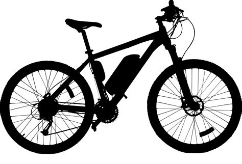 Clip Sepeda Bmx Black clipart high quality bicycle silhouette