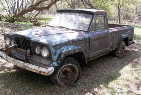 Gladiator Jeep 1965 Jeep Gladiator Battle D Out