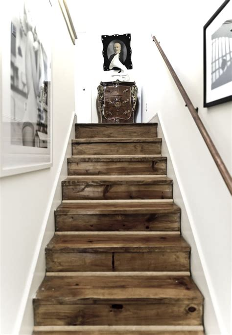 wood staircase wooden stairs the style files