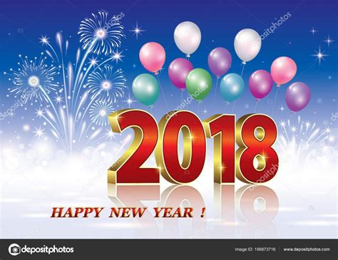images of happy new year 2018 with kavithai in tamil 明信片新年快乐 2018 图库矢量图像 169 seriga 166873716