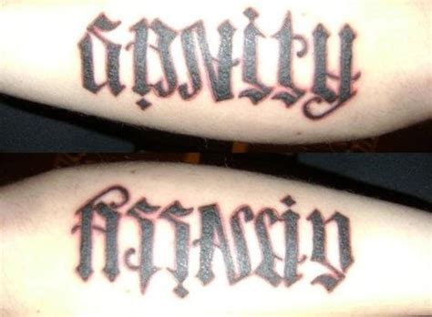 free ambigram tattoo designs ambigram tattoos pictures